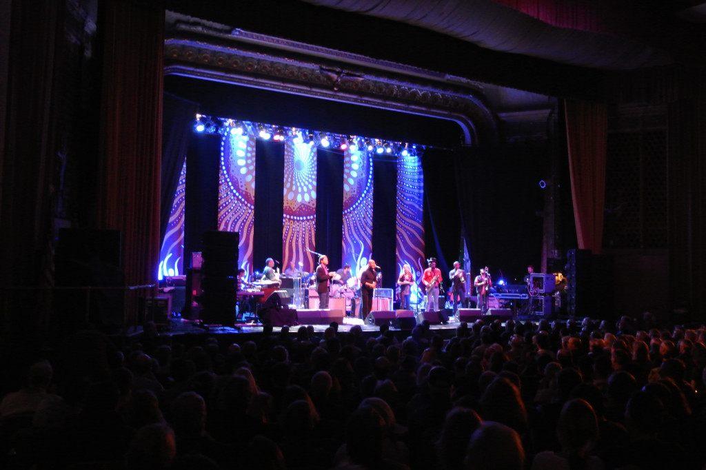 live music concert venues