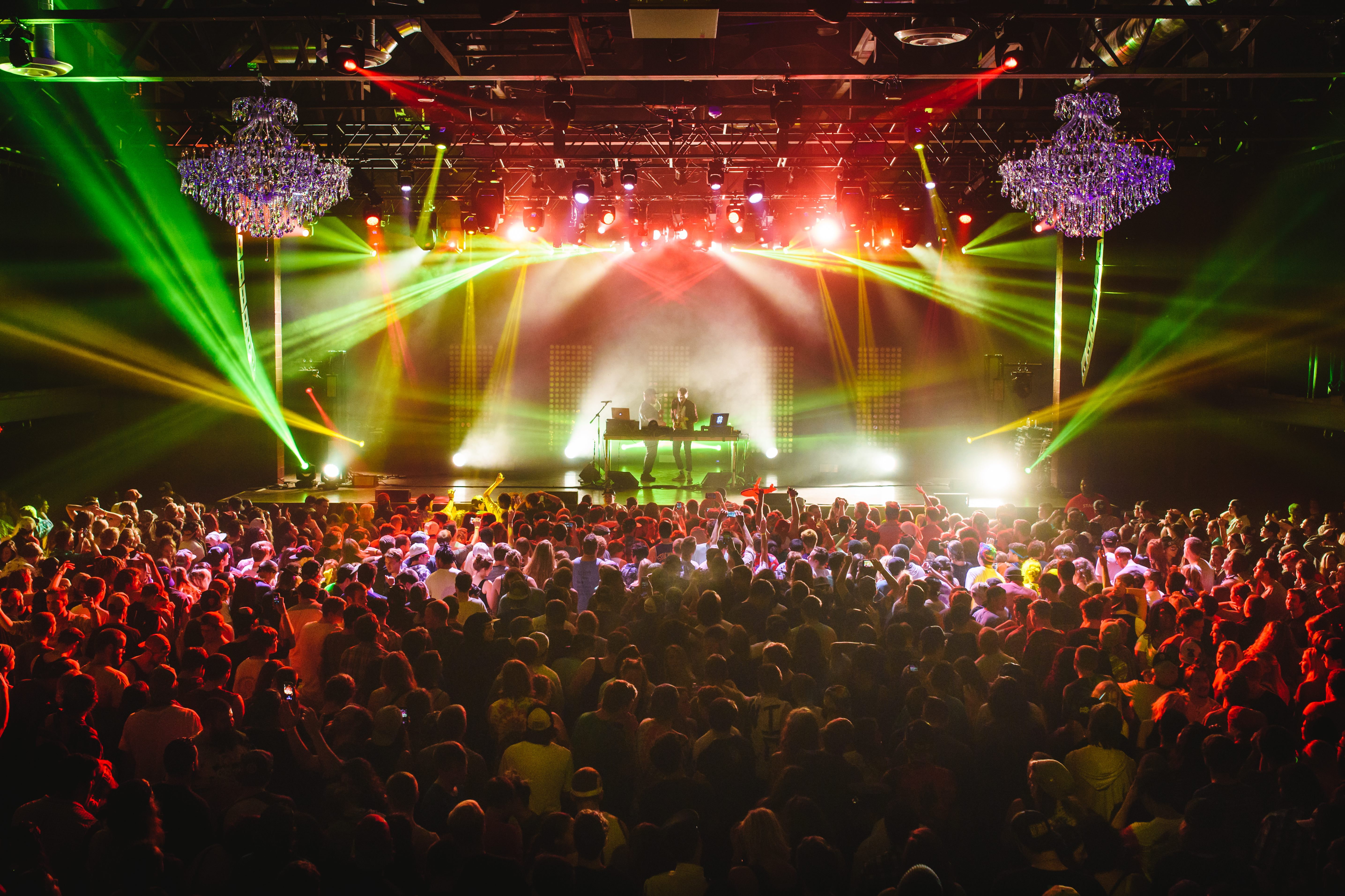 The Best Concert Venues to See Live Music Around Philadelphia