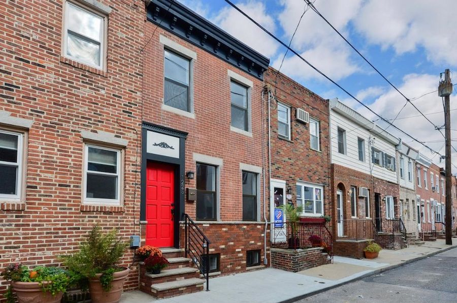 neighborhood guide east passyunk mercy st renovated rowhouse