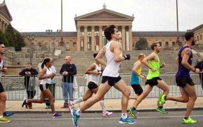 philadelphia marathon challenges
