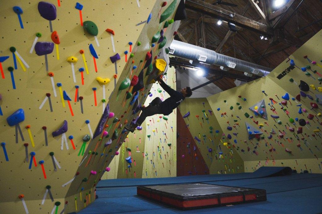 philadelphia rock gyms fishtown