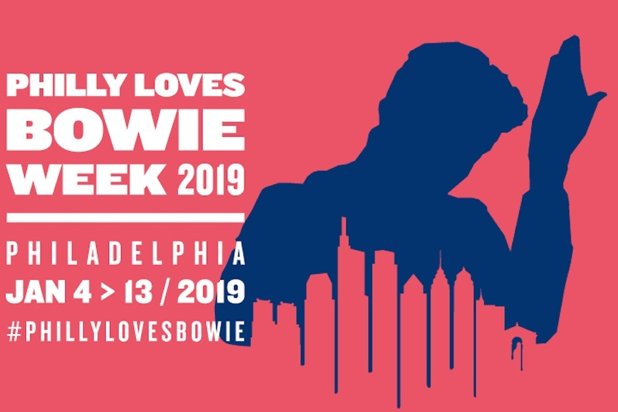 philly loves bowie week 2019