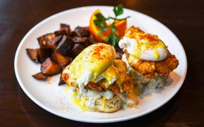 pineville fishtown brunch menu