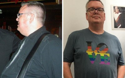 robert drake weight loss