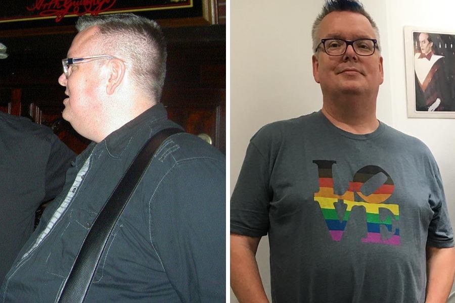 robert drake weight loss
