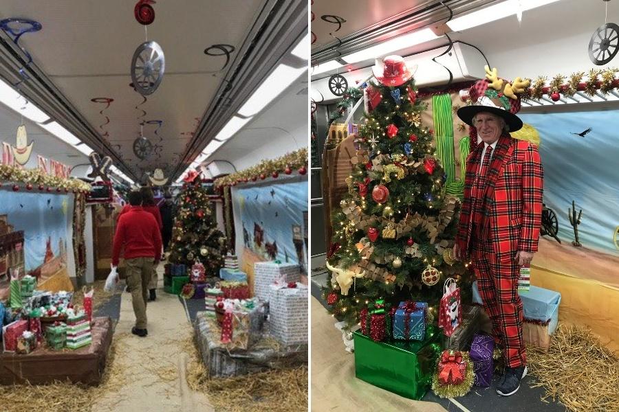 septa holiday trains santa express