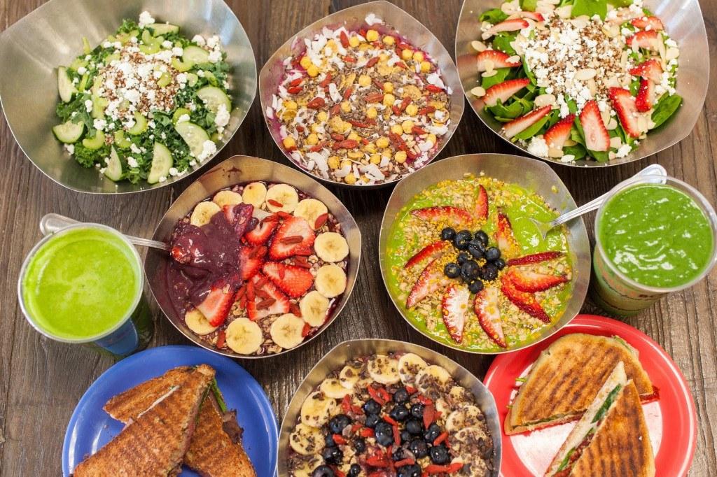 superfood cafe vitality bowls