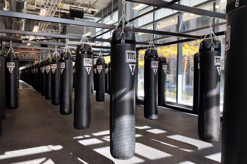 Title Boxing Club Philadelphia