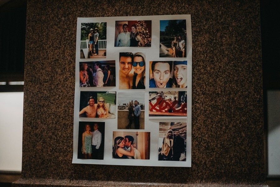 poster of couples photos