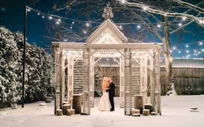 christmas wedding terrain at styers
