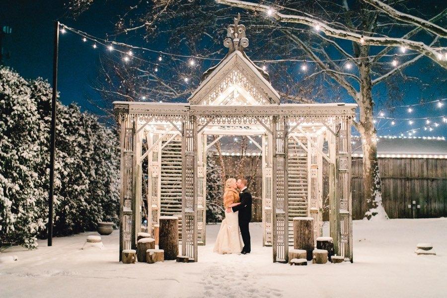 christmas wedding terrain at styers