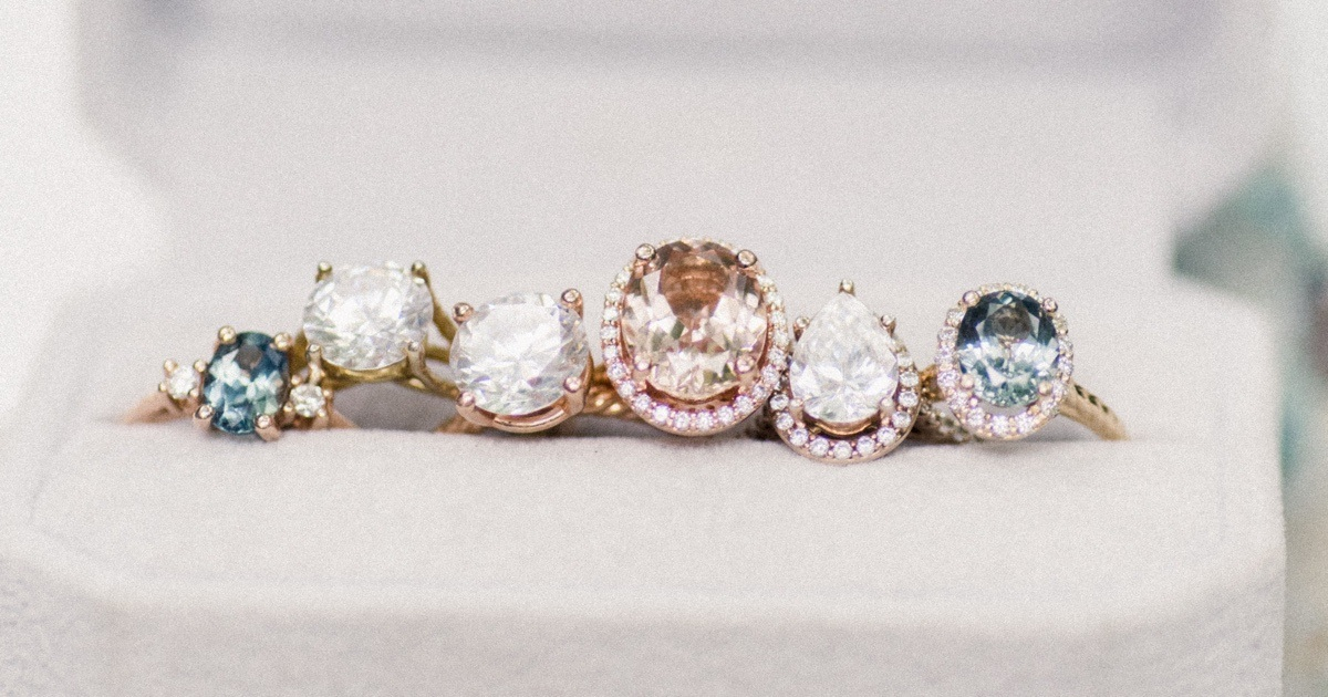 Very interesting question mark ring multiple choices