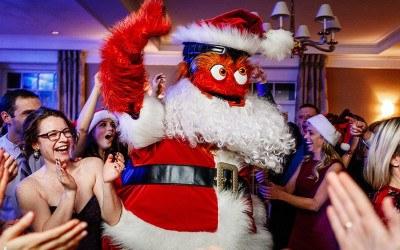 gritty santa
