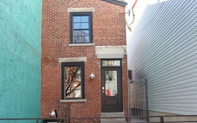 house for sale fishtown side house exterior front
