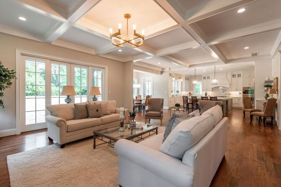 house for sale haverford new estate family room