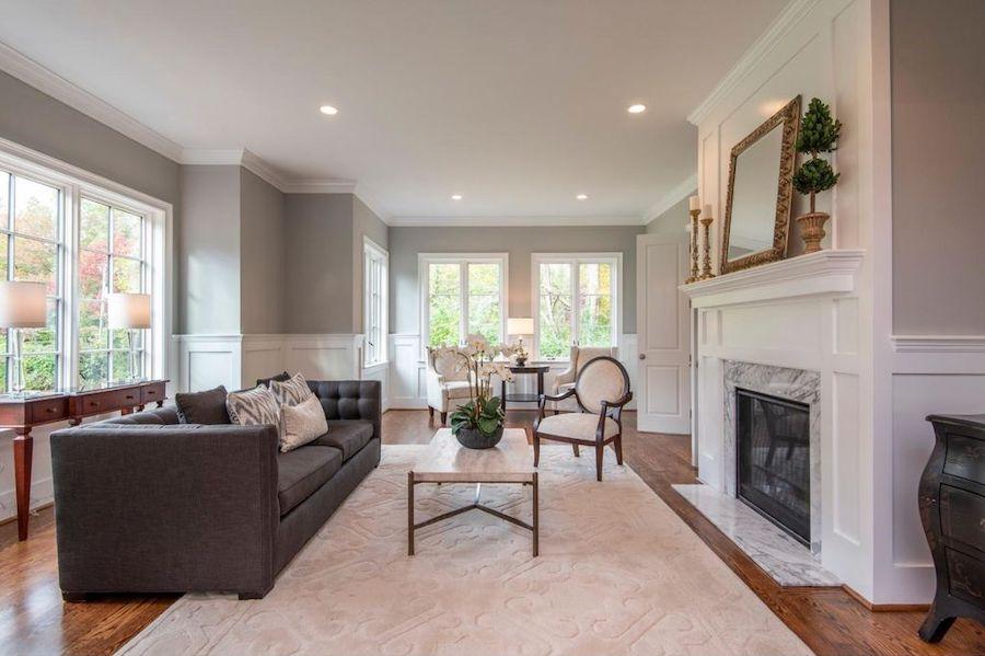 house for sale haverford new estate living room