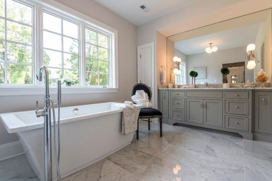 house for sale haverford new estate master bath