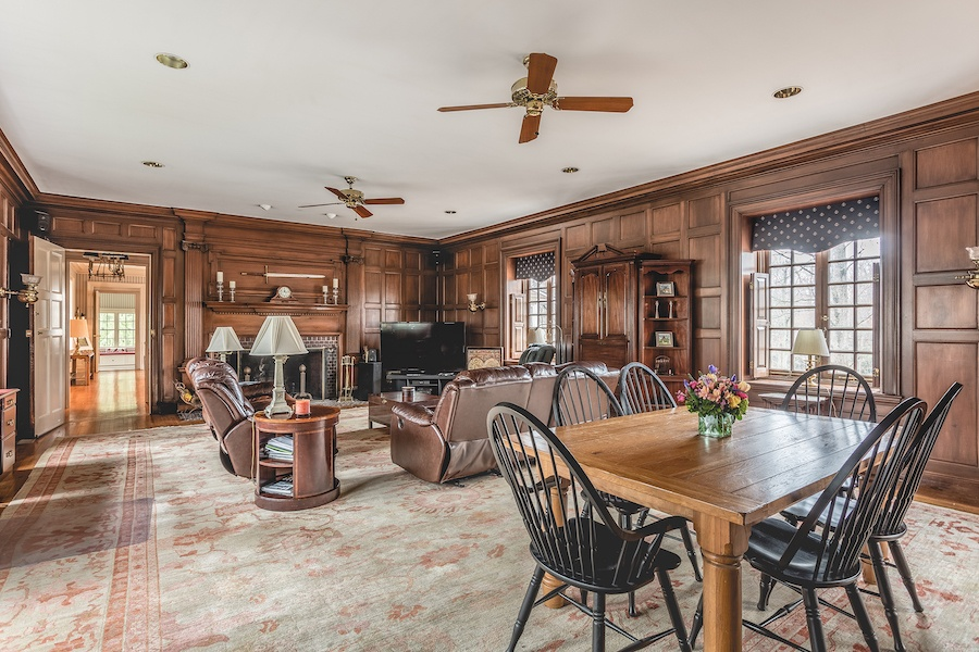 house for sale lower gwynedd smith mansion den