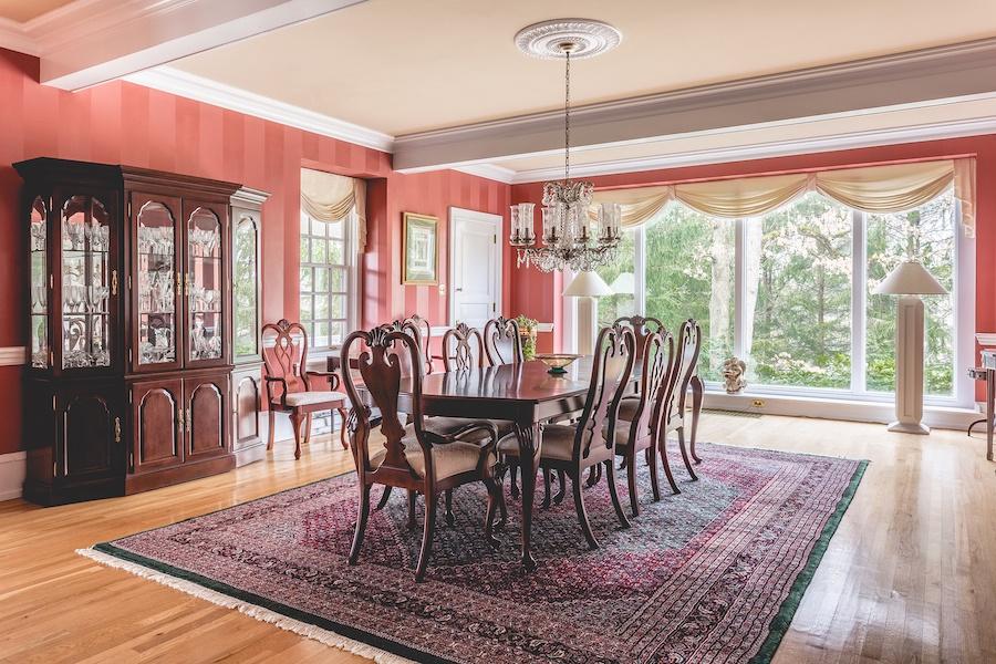 house for sale lower gwynedd smith mansion dining room 2