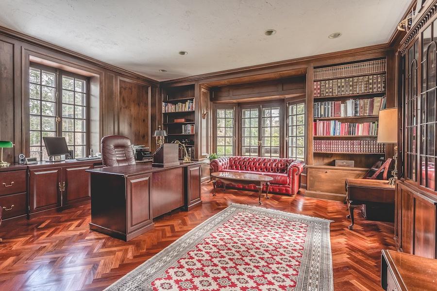 house for sale lower gwynedd smith mansion study