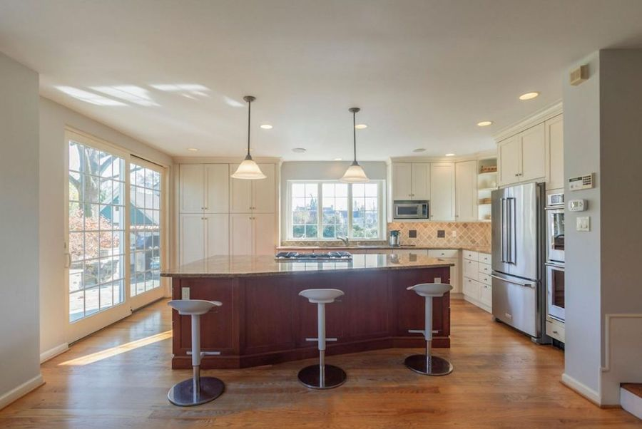 house for sale mt airy colonial kitchen