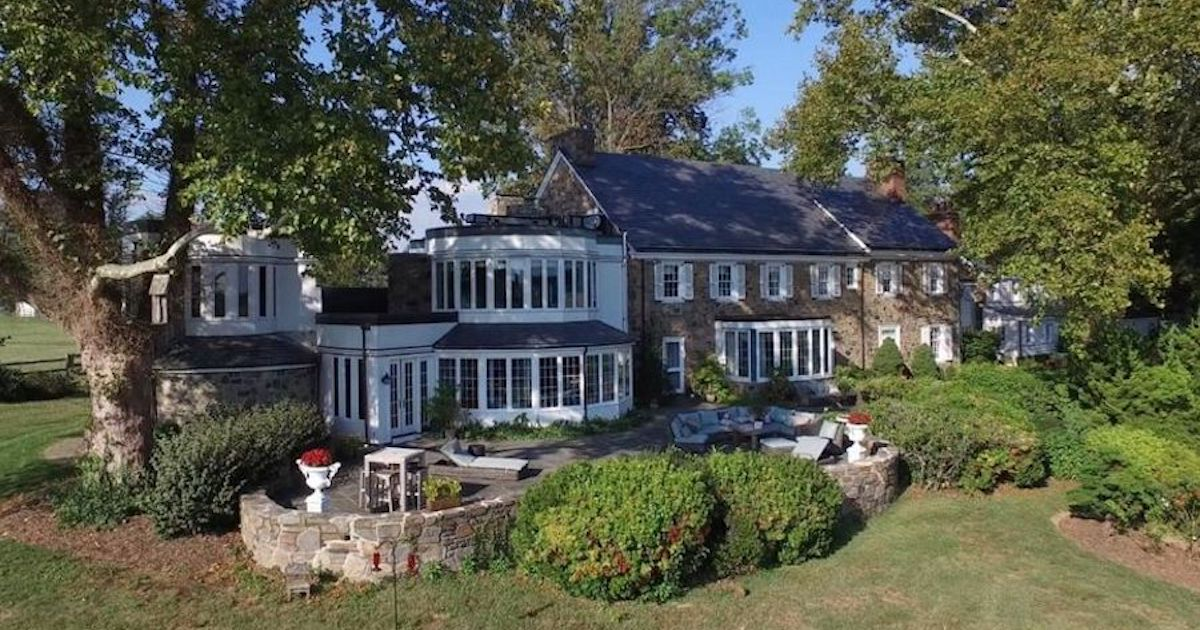 On The Market: The Most Expensive House For Sale In Chester County Right Now