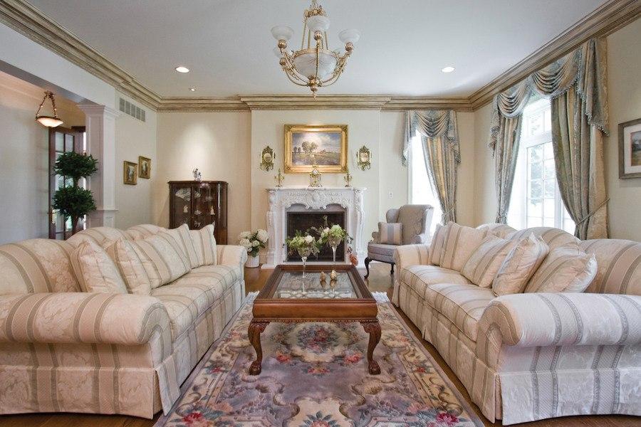 house for sale solebury rockwood farm living room