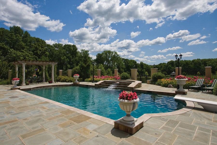 house for sale solebury rockwood farm pool