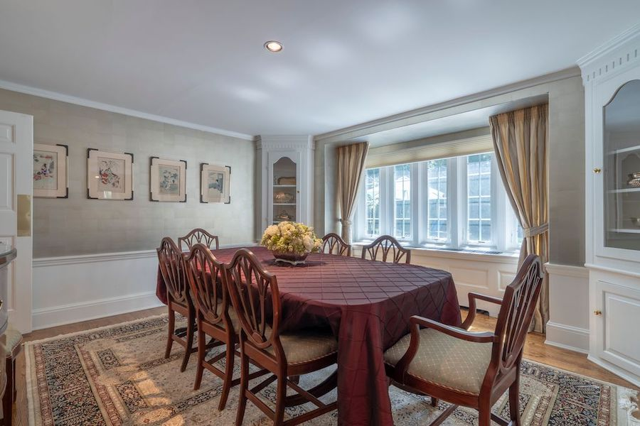 house for sale wayne expanded colonial dining room