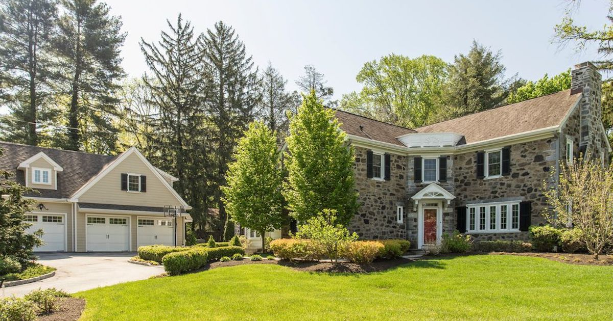On The Market: The Most Expensive House For Sale In Delaware County Right  Now