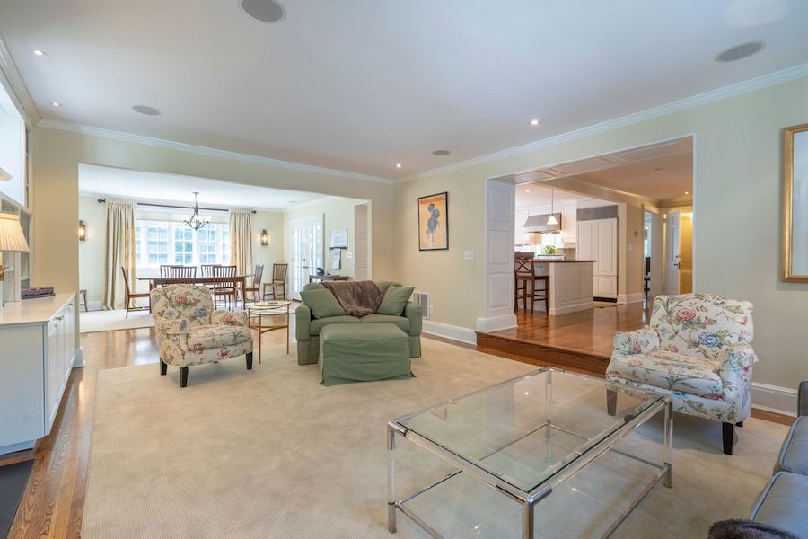 house for sale wayne expanded colonial family room