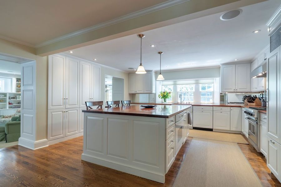 house for sale wayne expanded colonial kitchen