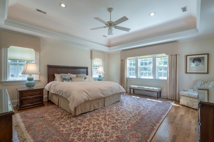 house for sale wayne expanded colonial master bedroom