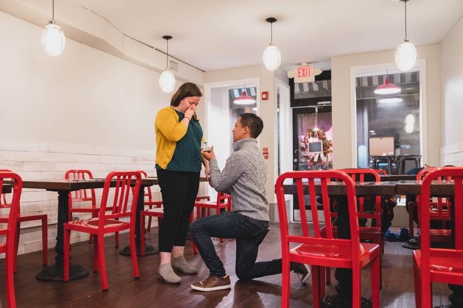 ice cream shop proposal