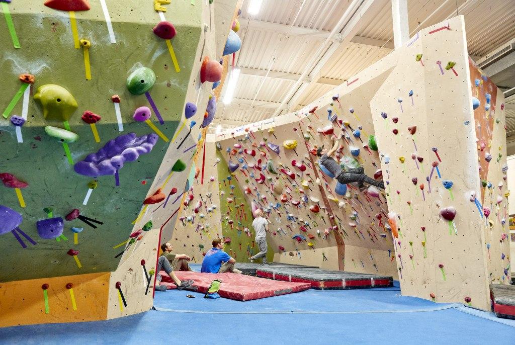 indoor rock climbing philadelphia