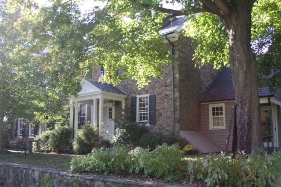 open houses bucks new hope 1768 farmhouse