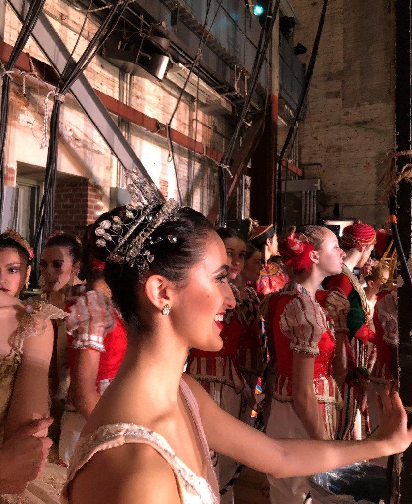pa ballet dancer