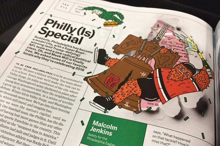 gq magazine philadelphia philly city of the year