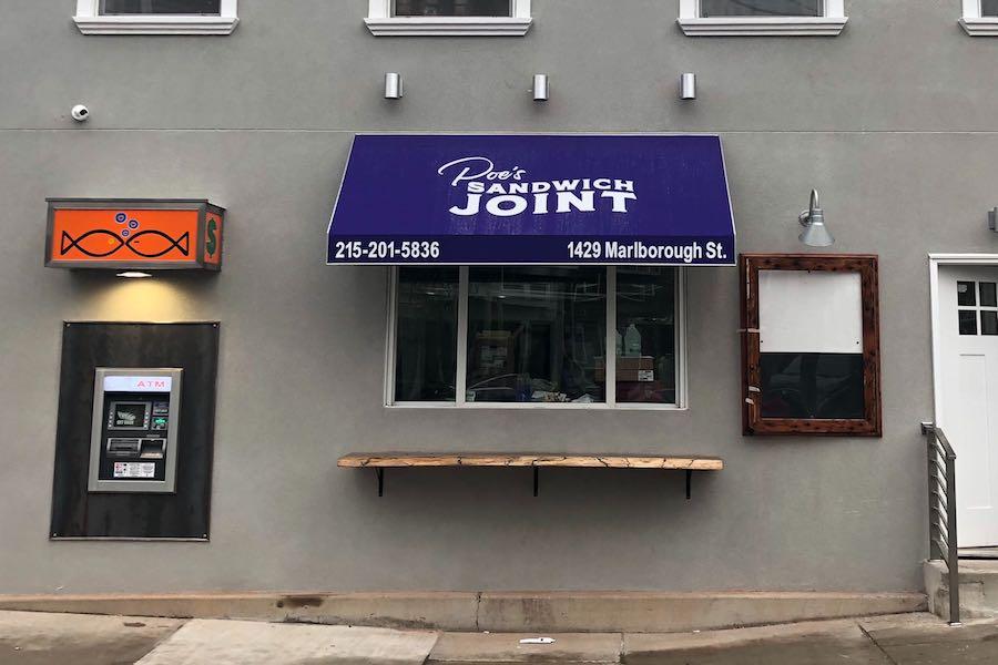 poes sandwich joint fishtown na poe restaurant