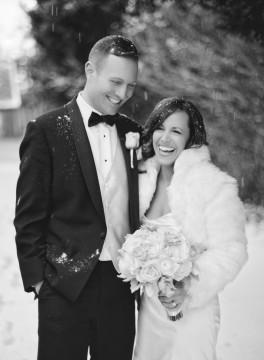 snow-wedding