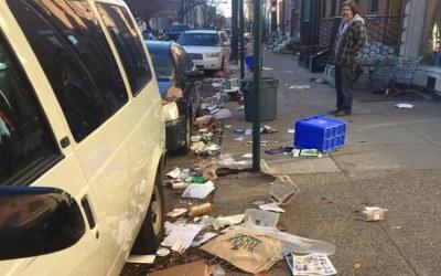 Street sweeping philadelphia