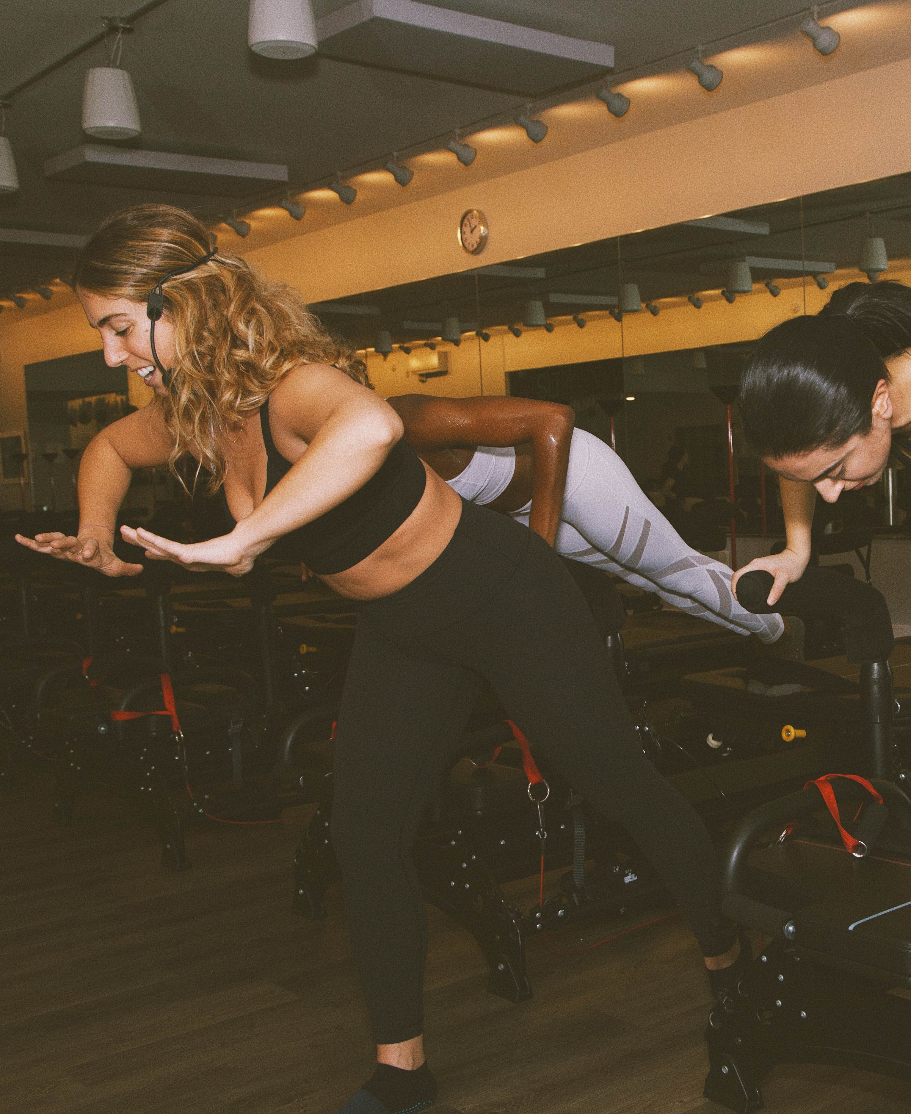 best fitness instructors