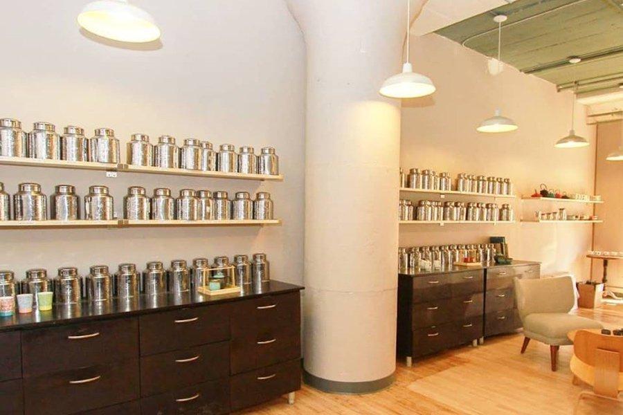 best tea shop philadelphia center city