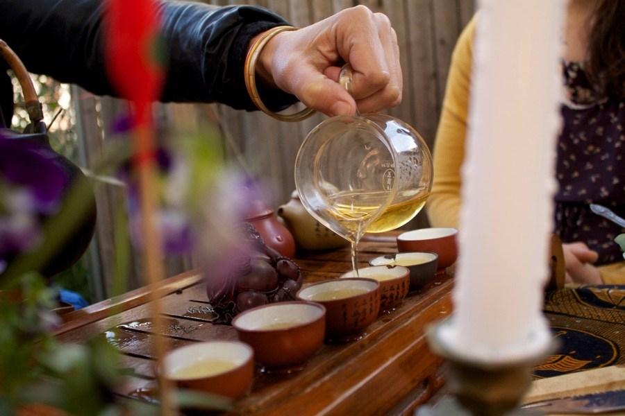 best tea shops cafes philadelphia