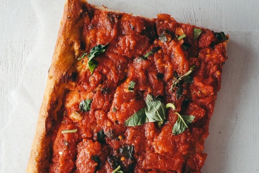 All The Tomato Pie You Should Be Eating In Philadelphia Right Now