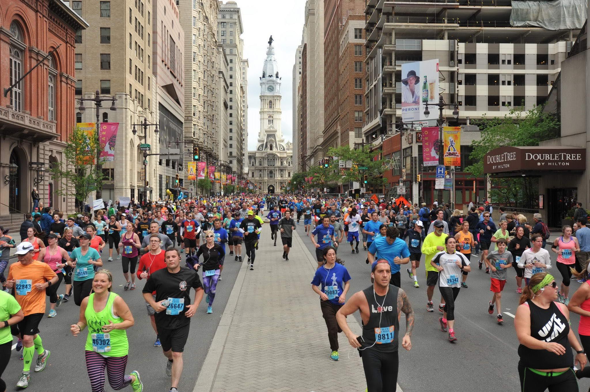 Broad Street Run 10-Miler