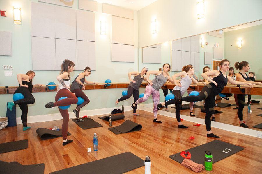 bwp underground lumos yoga barre