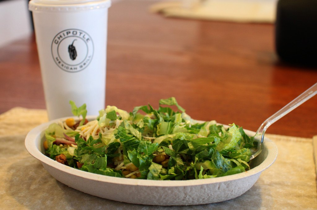 Chipotle tweaked its menu to fit in with trendy diets