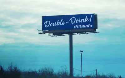 double doink billboard