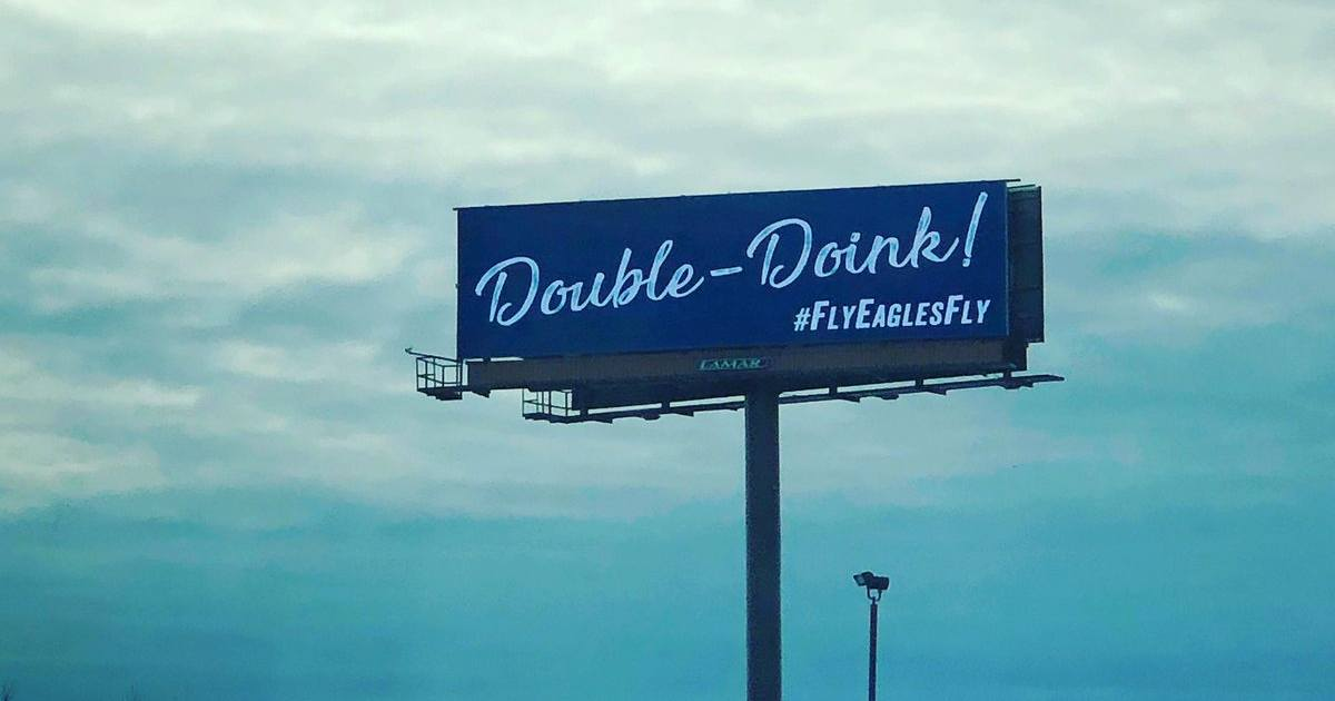 Double Doink Eagles Fans Are Embracing The New Philly Special
